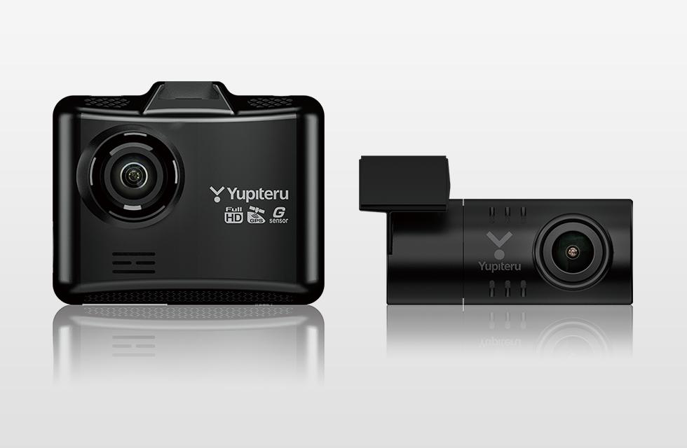前後2カメラドライブレコーダー DRY-TW7600d