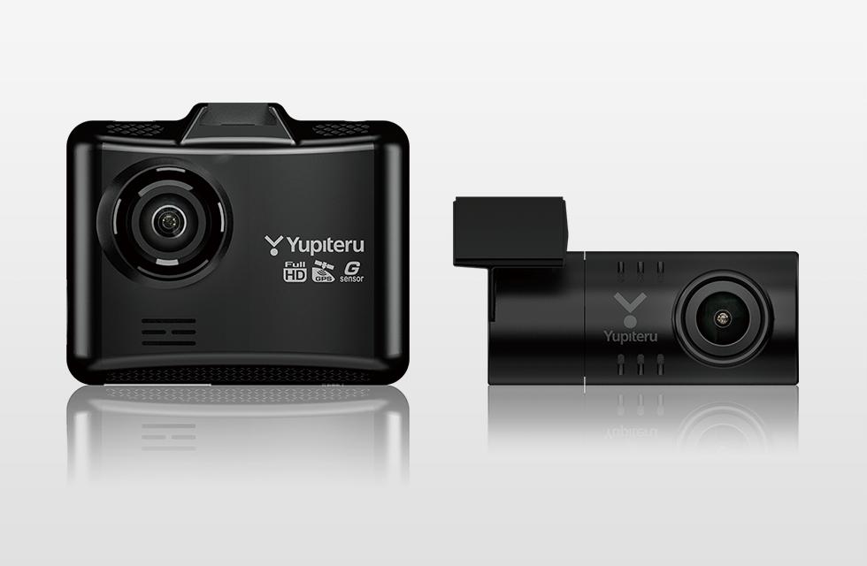 前後2カメラドライブレコーダー DRY-TW8600d