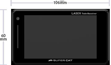 A350α レーダー探知機 レーザー光 オービス